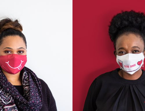Mask on – to save lives